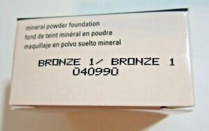 Mary Kay Mineral Powder Foundation Bronze 1 New in Box 040990
