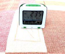 reveil-radio horloge-radio Horloge numérique table Réveil Montre Calendrier
