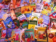 Sammlung - 20 x Hobbybücher Hobby Basteln Topp für Sie gesammelt, Konvolut Paket