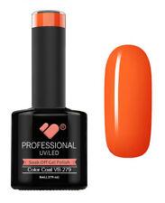 VB-279 linea VB Neon molto caldo arancione mandarino saturi UV/LED Smalto Gel Unghie SQ