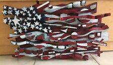 American Flag; By AB The Flag Man, American