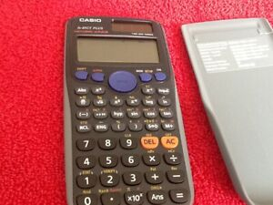 casio fx 85 gt plus scientific calculator