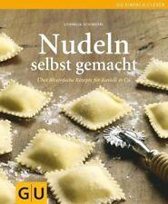 Nudeln selbst gemacht - Cornelia Schinharl - 9783833822605