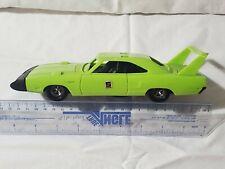 Vintage 1971 Kenner Products SSP Super Stocker Superbird ( Lime Green )