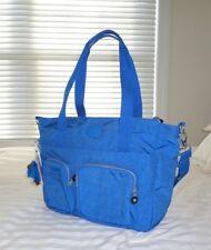 NWT Kipling SADY Tote Shoulder Crossbody Bag Color 4FB FRENCH BLUE TM5611
