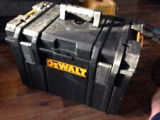 DeWalt Tool Box Stockage Profond Unité grand organisateur Imperméable poitrine CASE empilable