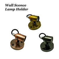 Edison  Lamp Loft Retro Light Holder Vintage  Industrial Sconce E27 Wall Light