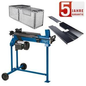 Scheppach Holzspalter HL760LS 7t max. 520 mm Untergestell + Transporträder