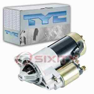 TYC Starter Motor for 1987-1998 Jeep Cherokee 4.0L L6 Electrical Charging ku
