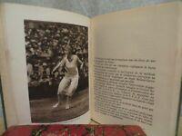 Suzanne Lenglen la méthode d'initiation au tennis 1942
