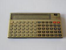 CASIO fx-702P Rare Vintage Pocket Computer JAPAN Programmable Calculator