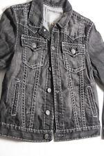 TRUE RELIGION Mens Jimmy Western Super T Denim Jacket  MR62NTW5 Small S