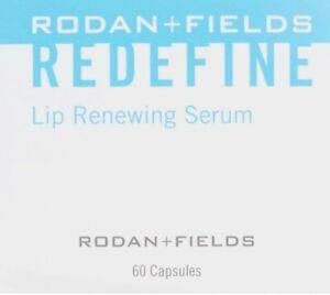 Lip Serum Rodan and Fields 60 Caps NEW and SEALED