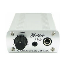 Graham Slee bitzie USB DAC/USB Headphone Amplifier PC Soundkarte