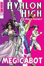 Avalon High manga: le Merlin Prophétie, Meg Cabot, New Book