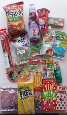 Japanese Food 22pcs Dagashi Okashi Candy Gum Snack  Set Free shipping USA SELLER