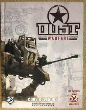 Dust Warfare: Core Book  DWF01