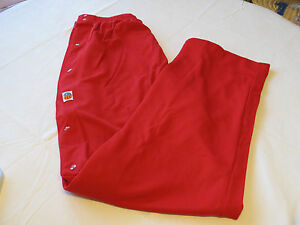 snap up sides The Rock Basketball pants active nursing home disabled 2XL XXL