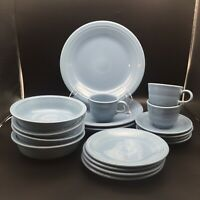 YOUR CHOICE~FIESTA PERIWINKLE BLUE~BY THE PIECE~DINNERWARE HOMER LAUGHLIN~RETIRE
