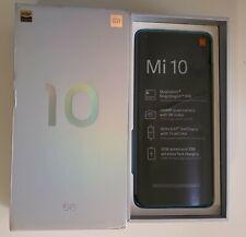 Xiaomi Mi 10 5G - 256GB - Coral Green Unlocked (Double SIM) Global Version