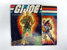 GI JOE CATALOG BROCHURE BOOKLET Vintage Pamphlet Literature COMPLETE 1984