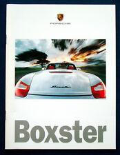 PROSPEKT BROCHURE PORSCHE BOXSTER (USA, 1997)