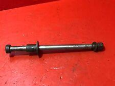 SUZUKI GSX550 550ES 550EF FRONT WHEEL SPINDLE
