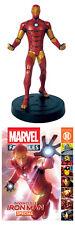 Eaglemoss Marvel Fact Files SPECIAL Invincible Iron Man Figurine + Magazine