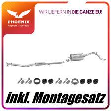 Auspuff Suzuki Ignis 1.3i 16V 4x4 4x2 Wgaon R 1.0i 16V Endschalldämpfer *4043
