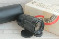 Jupiter-21M 4/200mm USSR TELEPHOTO lens M42 Praktica, Zenit, Pentax