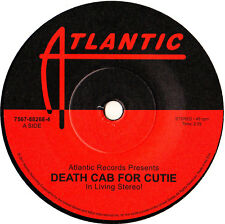 "7"" DEATH CAB FOR CUTIE in living stereo RECORD STORE DAY 2011 rsd LIMITED VINYL"