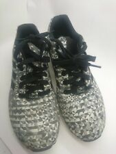 Adidas Torsion Patterned trainers size UK 10