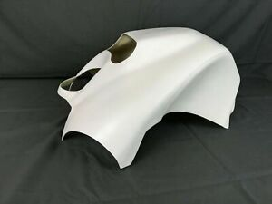 Cover Airbox Tank Racing With Air Vents Buell XB9 - XB12 IN Fibreglass