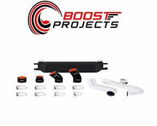 Mishimoto 2015 Mustang EcoBoost Performance Intercooler Kit Black Core Polished