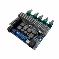 TPA3116D2 Bluetooth 4.2 Digital 2.1 Audio Amplifier Board DC 12-24V 100W+50W+50W