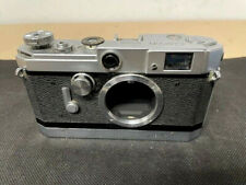 Vintage Canon Model VT Leica mount Rangefinder from 1950's Extremely Rare