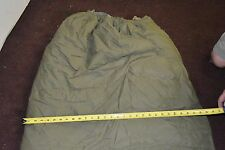 Used Canadian military 2 pieces Cold weather arctic sleeping bag ( store #S2 )