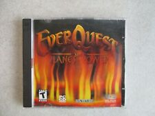 Mib 2002 Sony Online Entertainment Everquest Planes Of Power Computer Game
