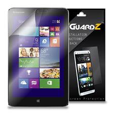 "2X EZguardz LCD Screen Protector Guard HD 2X For Lenovo IdeaTab Miix 2 8"" Tablet"