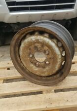 "Mercedes T1 15"" inch steel wheel rim spare 207D 307D 208D 308D 310D 6Jx15 Van"
