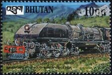 BEYER-GARRATT (Rhodesia Zimbabwe) Class 15 / 15A 4-6-4+4-6-4 Steam Train Stamp