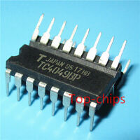 10PCS TC4049BP DIP-16 HEX BUFFER/CONVERTER new