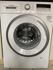 Bosch Serie 4 Washing machine, 8 kg 1400 rpm WAN28150GB. VarioPerfect
