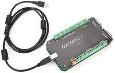 6 Axis Nvcm Usb Stepper Motormotion Control Card Breakout Boardusb Controller