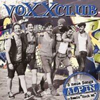 VOXXCLUB - ALPIN (RE-RELEASE INKL. BONUSTRACKS)  CD  15 TRACKS VOLKSMUSIK  NEU