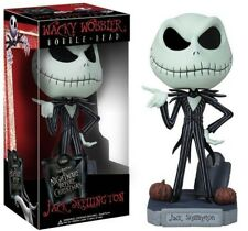 Jack Skellington Action Figure Nightmare Before Christmas Disney Skull Doll New