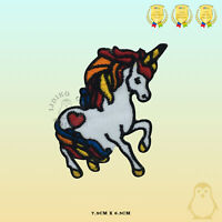 Unicorn Rainbow Disney Embroidered Iron On Sew On Patch Badge For Clothes etc
