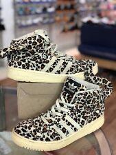 2012 Adidas Jeremy Scott JS Leopard Size 10.5