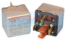 Original Bosch 0332204214/0332204204 24V 10/20A Amp 5 Pin Relé De Conmutación