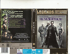 The Matrix-1999-Keanu Reeves-Movie-DVD